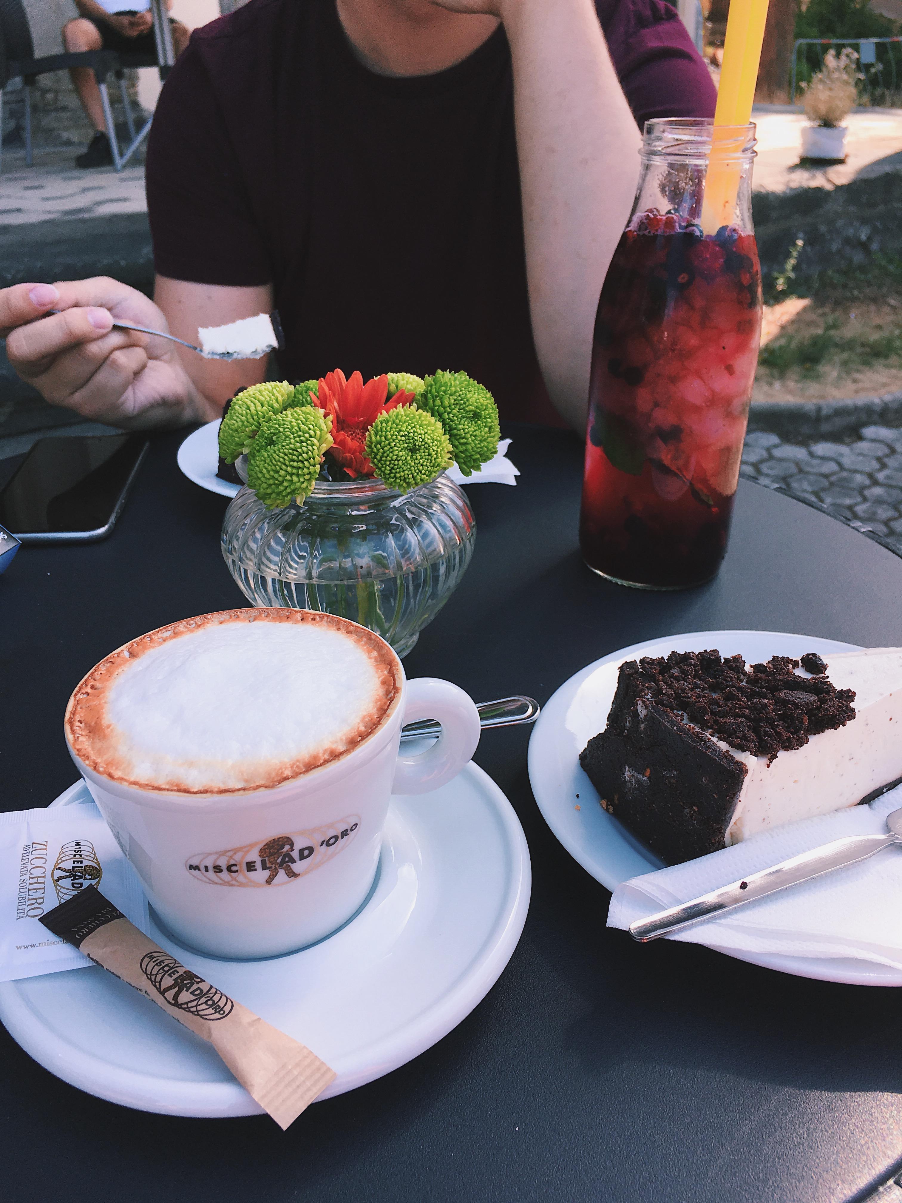 Mé oblíbené kavárny