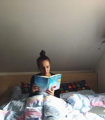 Knihy #3 | Letní čtení k vodě nebo kávě