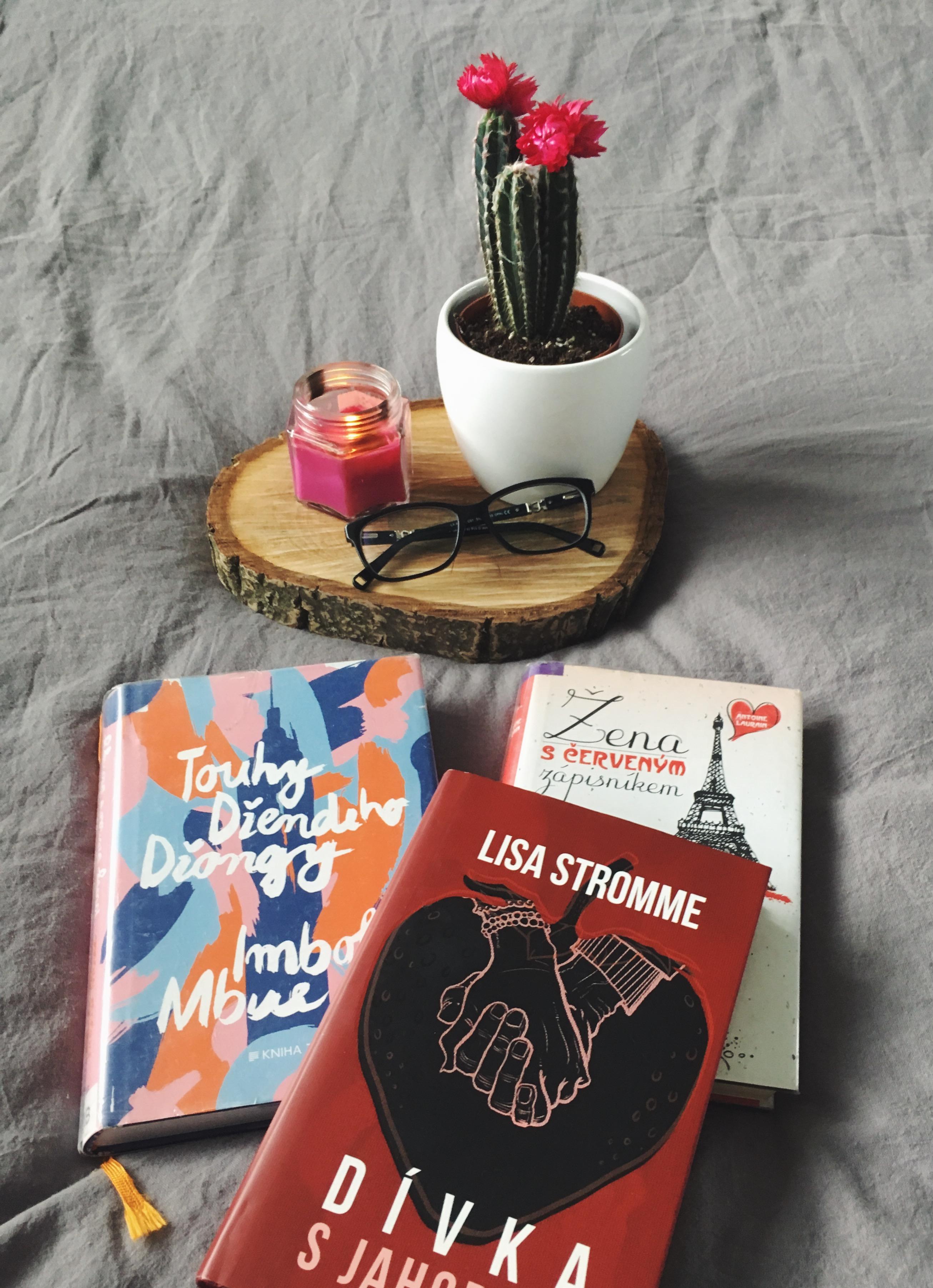letní čtení