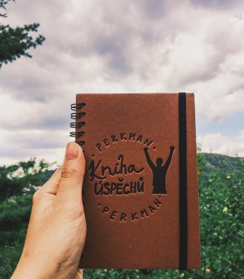 Kniha úspěchů, cesta k pozitivnímu životnímu stylu