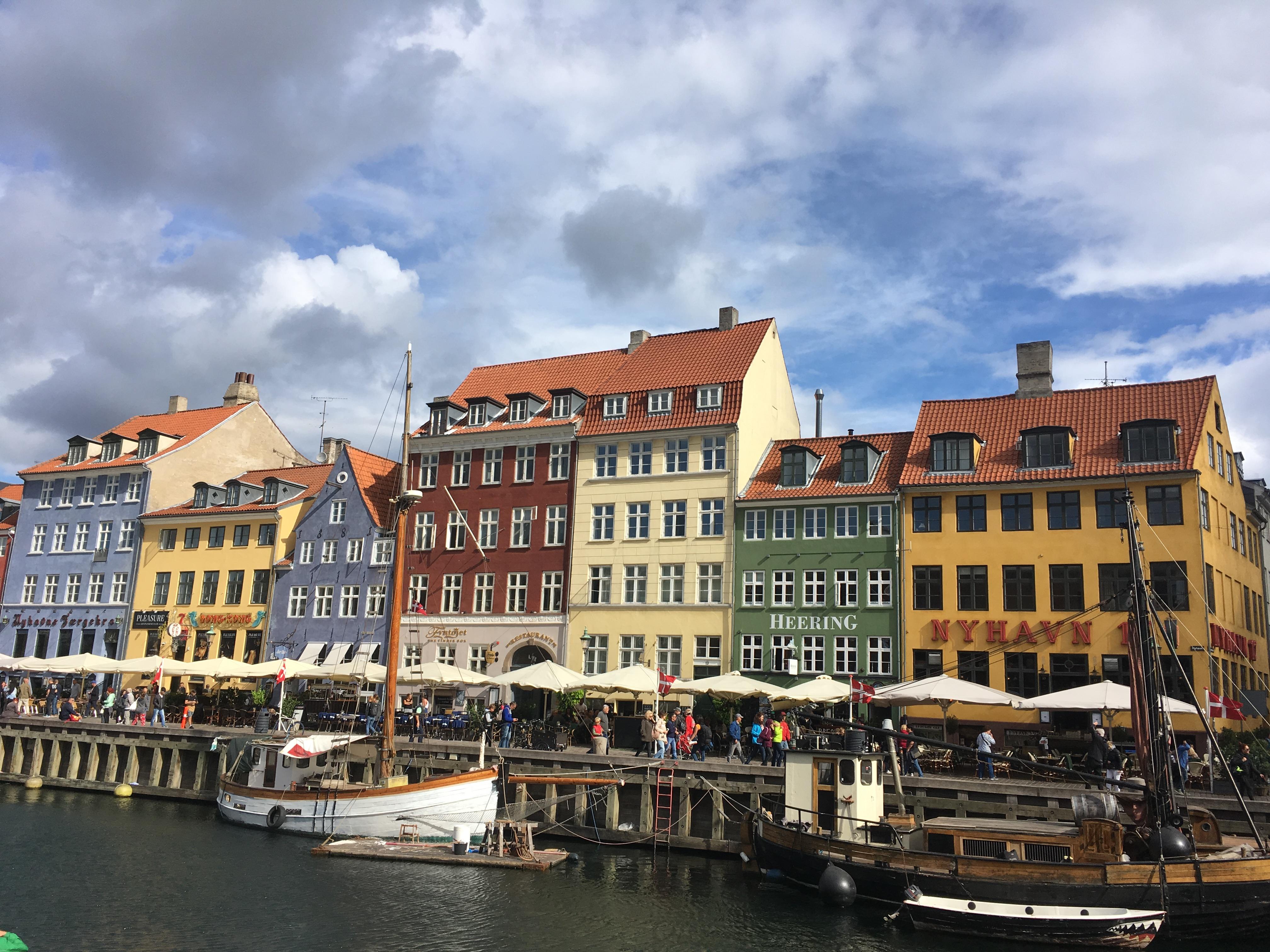 hřejivý sever kodaň