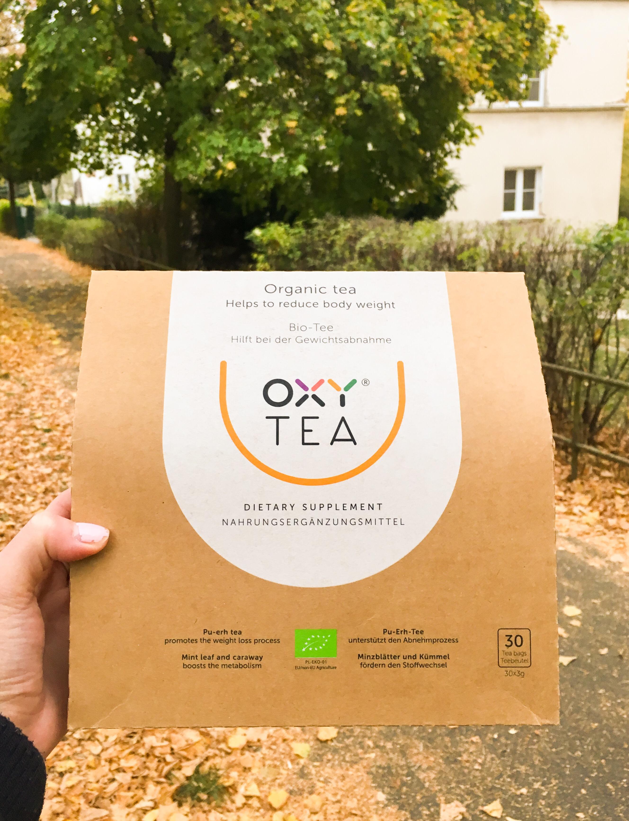 OXY TEA