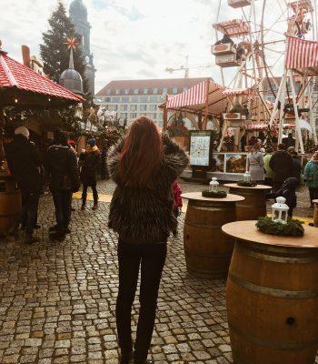 Druhý advent | vánoční Drážďany