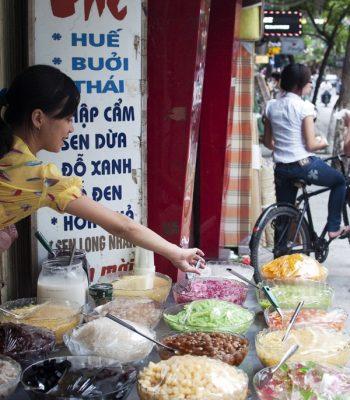 Vietnamci a (ne)tykání